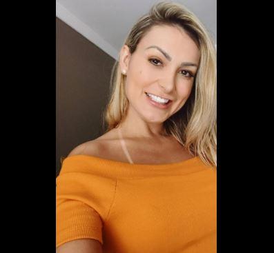andressa - Grávida do segundo filho, Andressa Urach é internada em Porto Alegre