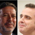 arthur lira rodrigo pacheco 868x644 1 150x150 - Lira e Pacheco tentam acordo sobre precatórios e querem reunião com Guedes