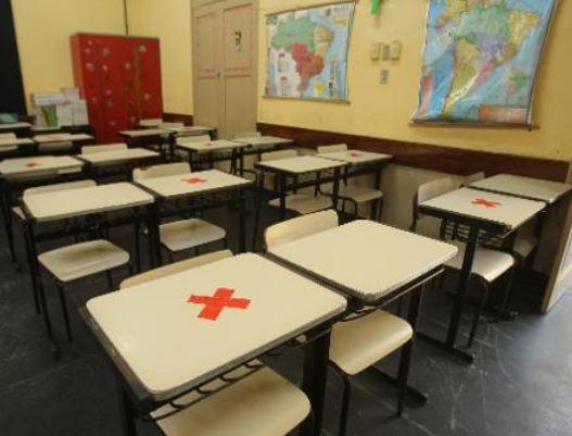 aulas - Retorno das aulas presenciais para o ensino fundamental continua nesta quarta, em João Pessoa