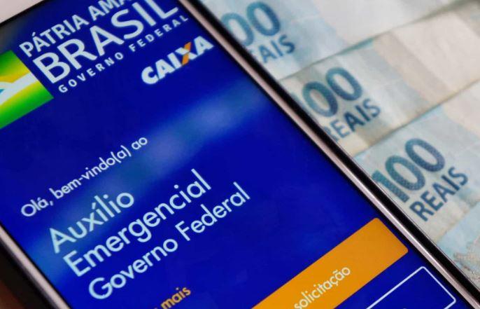 auxilio - Caixa paga auxílio emergencial a nascidos em setembro