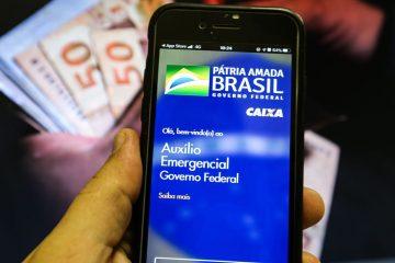 auxilio emergencial caixa 1510202277 360x240 - Guedes diz que Auxílio Emergencial pode ser prorrogado com valor de R$ 500