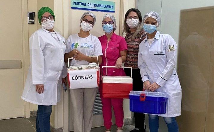 b116dac8 5f24 4218 ac1e 504d31934447 e1630502670855 - Central de Transplantes da Paraíba encerra agosto com aumento das doações de córneas e retomada de transplantes de coração