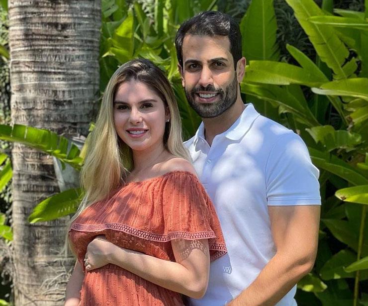 barbara evans - Com gravidez de risco, Bárbara Evans perde um dos gêmeos