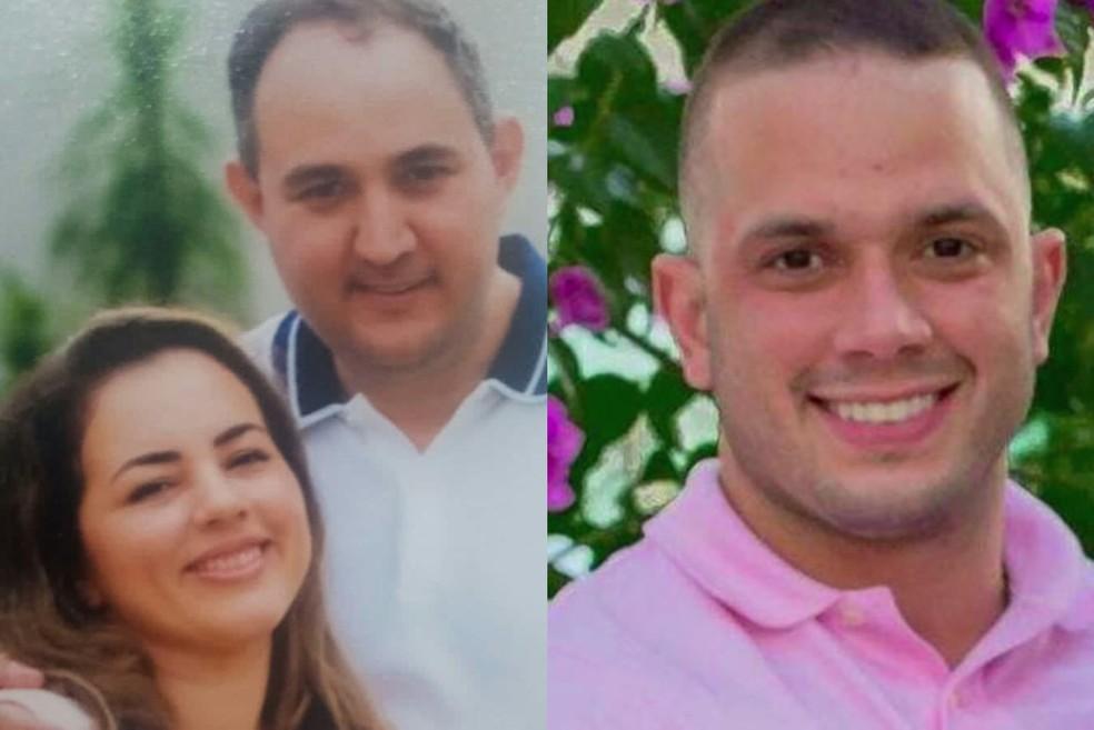 befunky collage 8 1 1 - CRIME PASSIONAL? Casal suspeito de envolvimento em morte de sargento paraibano nega crime; vítima teria caso com acusada