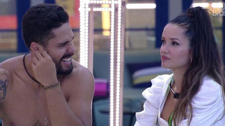 bil juliette - A FAZENDA 13: Bil revela que pediu dicas a Juliette para ganhar o reality