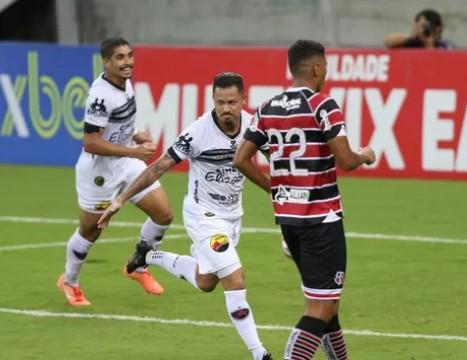 botafogo santa cruz - Botafogo-PB e Santa Cruz empatam em 1 a 1 na Arena de Pernambuco