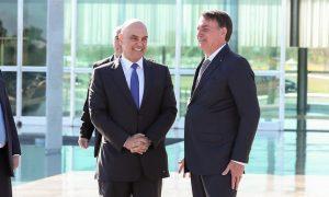 bozo 300x180 - Após encontro com Temer, Bolsonaro fala por telefone com Alexandre de Moraes