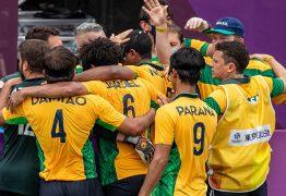 Com paraibanos na equipe, Brasil vence Argentina e conquista o penta paralímpico no futebol de 5