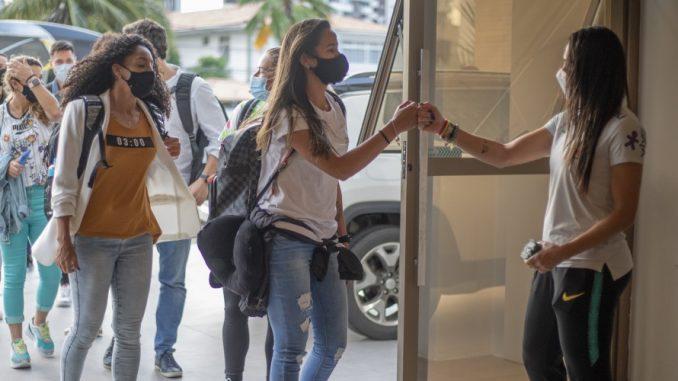 brasil joao pessoa e1631574177342 678x381 1 - Ainda sem Marta, Seleção Brasileira feminina começa a chegar em João Pessoa para amistosos na Paraíba