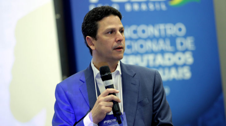 bruno araujo presidente psdb - PSDB anuncia reunião extraordinária para discutir apoio a impeachment de Bolsonaro