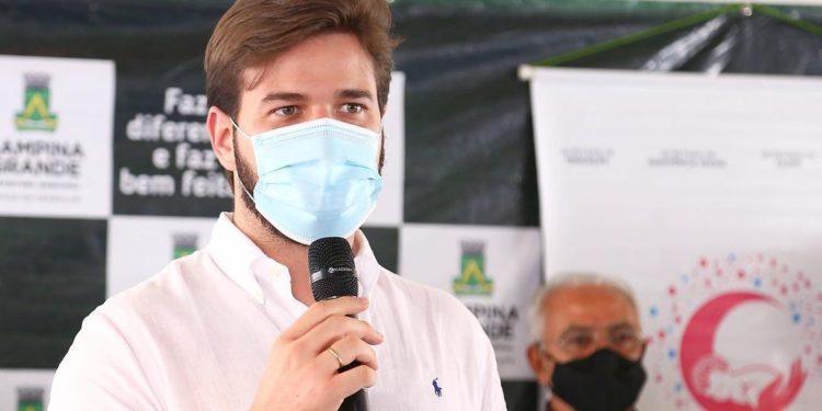 brunocunhalima 130604825 424327892076807 2550534512316537151 n e1609358169399 750x375 1 - Bruno diz que objetivo da atual gestão de Campina Grande está focado na excelência em serviços públicos de Saúde