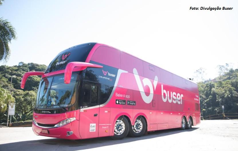 """busersspe - Buser, empresa conhecida como """"Uber dos ônibus"""", chega à Paraíba; promoções oferecem passagens gratuitas - CONHEÇA"""