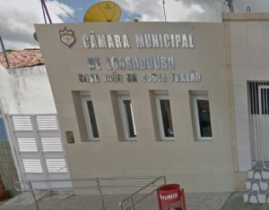 camaralogradouro 300x235 - MP investiga presidente da Câmara de Logradouro que nomeou esposa tesoureira da Casa