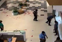 Homem é preso em João Pessoa suspeito de participação em tiroteio no shopping de Recife