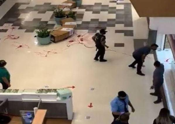 carr - Homem é preso em João Pessoa suspeito de participação em tiroteio no shopping de Recife