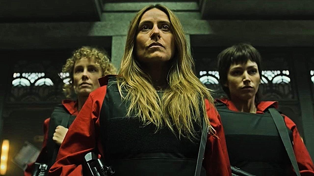 casa de papel - La Casa de Papel tem homenagem a personagem que morreu em obra de arte e mais segredos na quinta temporada