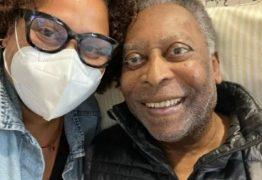 Boletim médico diz que Pelé voltou à UTI, mas já saiu e passa bem