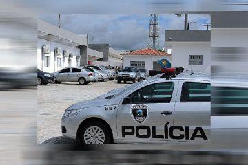 central de policia de cg 360x240 - Preso suspeito de atirar em duas pessoas após roubo em lanchonete de Campina Grande