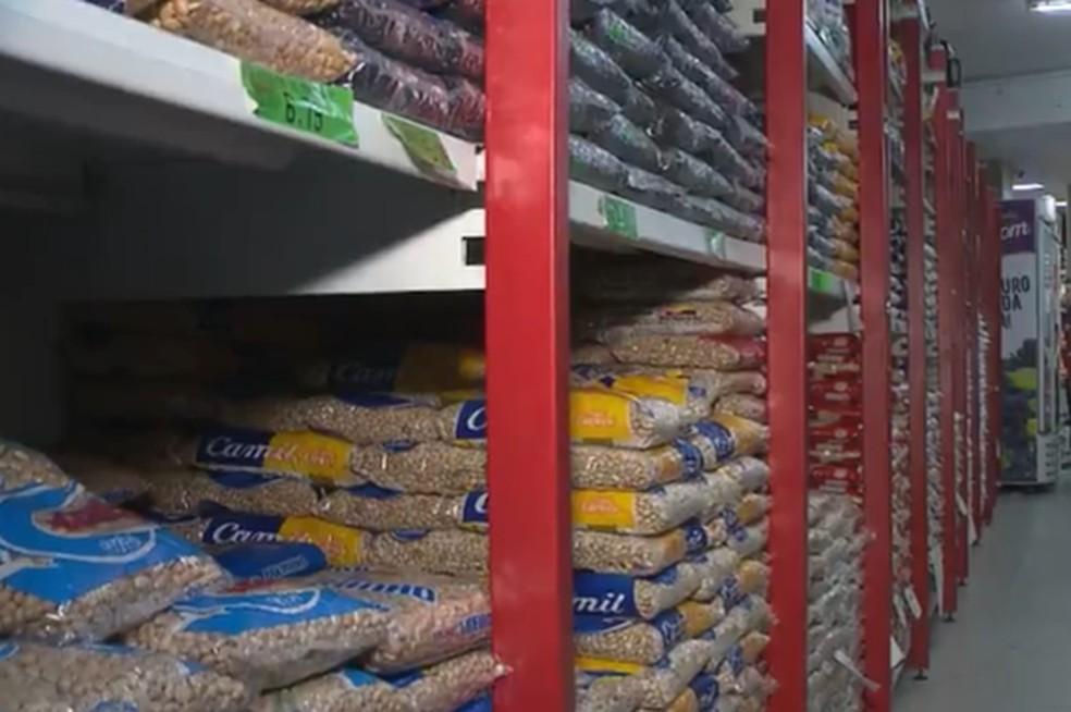 cesta - Cesta básica compromete mais de 61% do salário mínimo em Campina Grande, aponta Procon