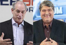 """Pesquisa mostra que Datena é visto como """"Plano B"""" de eleitores de Bolsonaro; alternativa para Lula seria Ciro Gomes – VEJA NÚMEROS"""