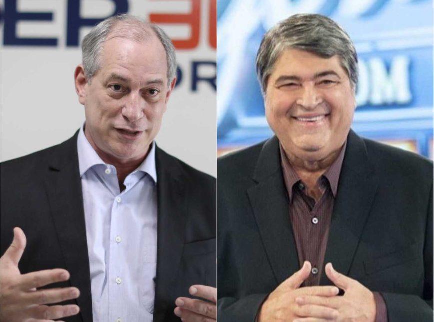 """ciro datena - Pesquisa mostra que Datena é visto como """"Plano B"""" de eleitores de Bolsonaro; alternativa para Lula seria Ciro Gomes - VEJA NÚMEROS"""