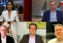 """Sem emplacar, candidatos da """"terceira via"""" miram Bolsonaro e Lula em debate e esquecem de projetos"""
