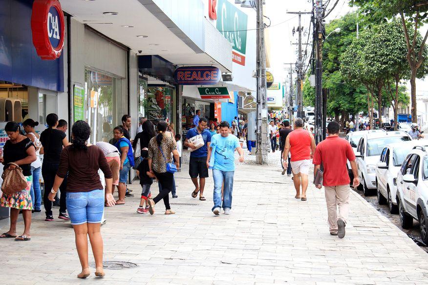 comercio de jp foto walla santos - Dia do Comerciário: confira o que abre e o que fecha em João Pessoa