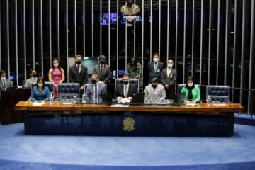 congresso senado promulga 360x240 - Reforma eleitoral é promulgada; novas regras serão aplicadas nas eleições de 2022; saiba quais são