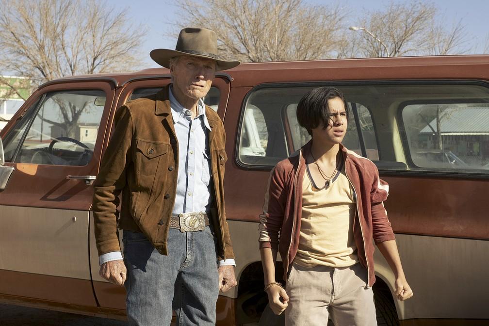 cry macho eastwood minett - 'Cry Macho' vale pela perseverança de Clint Eastwood como ator e diretor