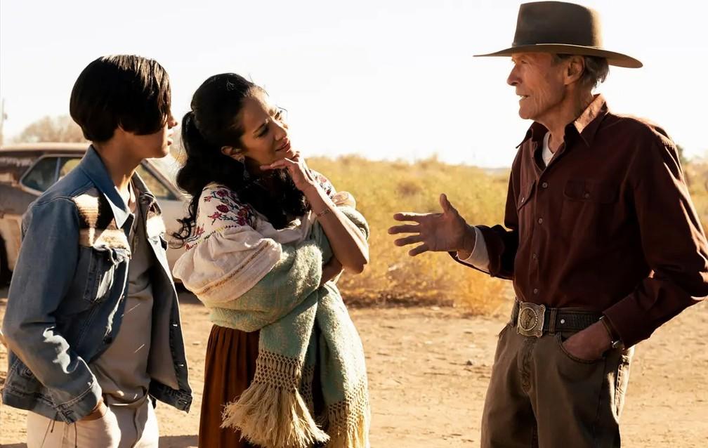 cry macho o caminho para redencao elenco.jpg - 'Cry Macho' vale pela perseverança de Clint Eastwood como ator e diretor