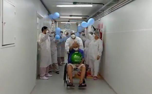 csm Hospital de Clinicas alcanca 1.900 altas de pacientes internados com Covid 19 c2a973ef1c - BOA NOTÍCIA! Hospital de Clínicas da Paraíba chega a 1,9 mil altas de Covid-19