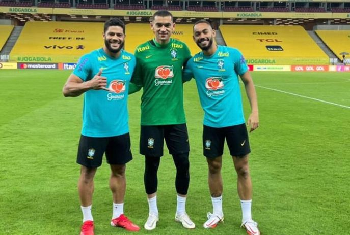 csm PB SELECAO 508efcb5bf - TRIO DE FORÇA! Com três paraibanos, seleção joga contra o Peru pelas eliminatórias