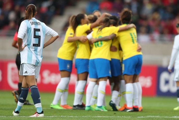 csm brasil argentina futebol feminino fcad72901f - Argentina anuncia que não poderá enfrentar seleção brasileira em amistosos na Paraíba