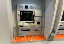 Homem quebra caixa eletrônico após ter Bolsa Família recusado na PB