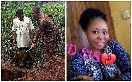 csm nigeria casamento d4a93ab3a9 - Pastor é obrigado a se casar com cadáver após sua noiva morrer fazendo aborto