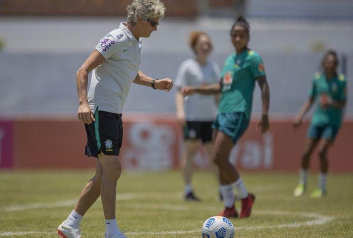 csm pia sel f024dd0d70 - Brasil e Argentina se enfrentam em jogo preparatório no Almeidão
