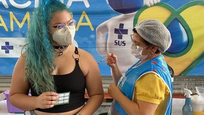 IMUNIZAÇÃO: Campina Grande vacina jovens com 15 anos ou mais nesta terça-feira