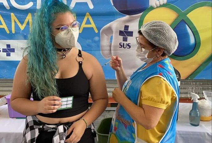 csm vacinacao campina jovens 4e264de865 - IMUNIZAÇÃO: Campina Grande vacina jovens com 15 anos ou mais nesta terça-feira