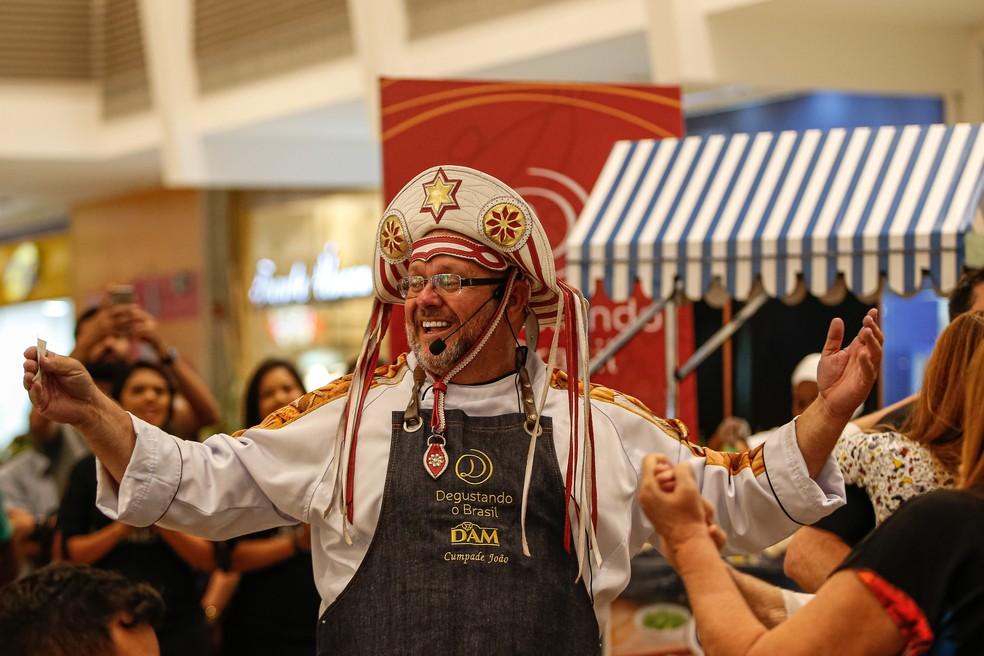 Campina Grande recebe festival gastronômico Degustando o Brasil em outubro