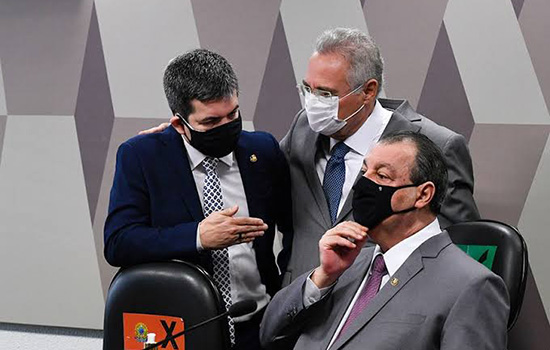 cupula cpi 362ef4a2 2 - Cúpula da da CPI sobre fala discurso de Bolsonaro na ONU: 'Mentiu do começo ao fim'