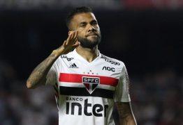 FIM DE UMA ERA! São Paulo anuncia a saída de Daniel Alves do clube