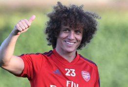 Flamengo chega a acordo verbal com David Luiz, e craque deve assinar contrato até dezembro de 2022