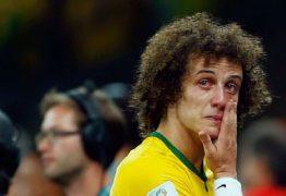 David Luiz chega ao Flamengo ainda sob a sombra da derrota dos 7 a 1