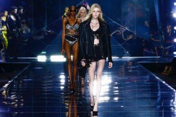 Dolce & Gabbana ilumina semana de moda de Milão com desfile cintilante