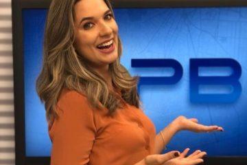 """Assembleia Legislativa aprova titulo de cidadã paraibana para Denise Delmiro e apresentadora comemora: """"Que alegria"""""""