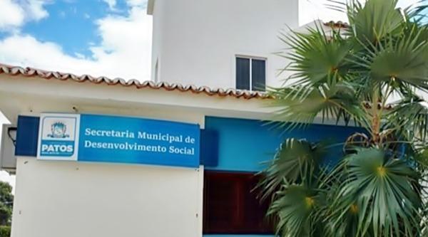 desenvolvimento social - Prefeitura de Patos abre inscrições para cursos profissionalizantes em parceria com o Senai