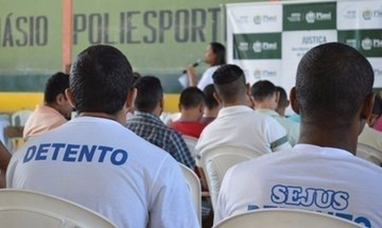 detentos fazem prova do enem   arquivo agencia brasil - Enem 2021: inscrições para pessoas privadas de liberdade acabam dia 17