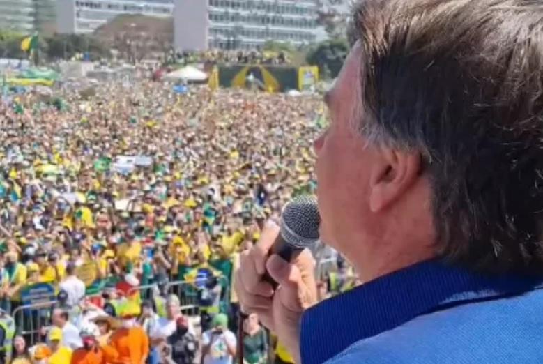 discurso bolsonaro - Judiciário debate inelegibilidade de Bolsonaro após atos de 7 de setembro e três caminhos são cogitados