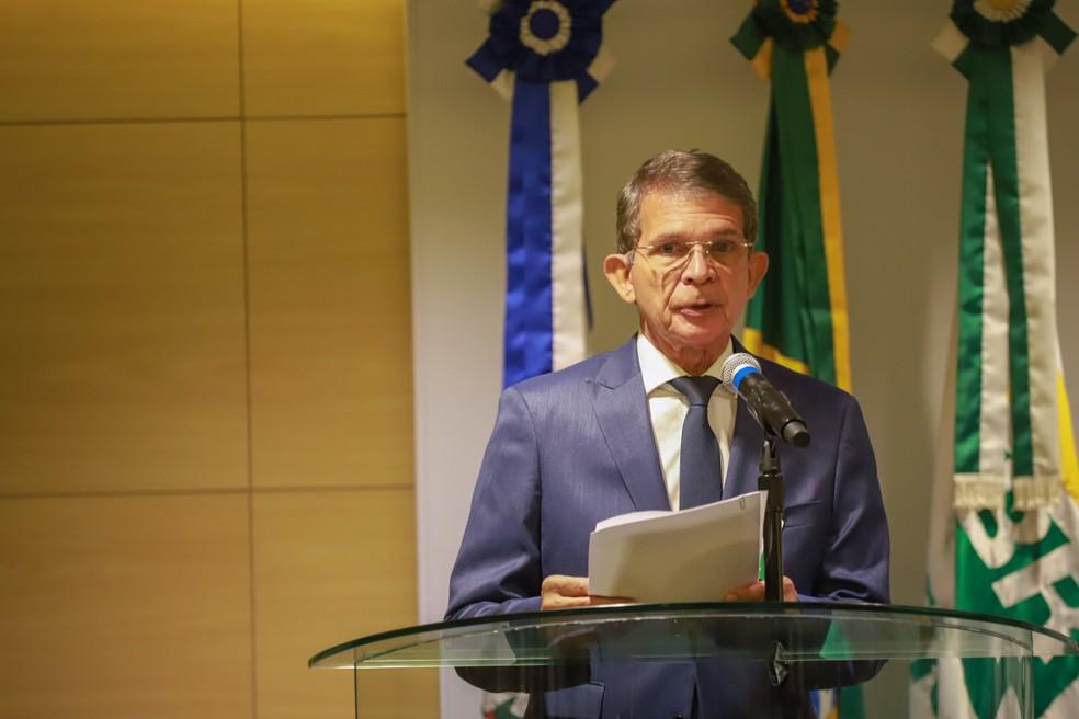 discurso silva e luna 2 - Após críticas de Bolsonaro sobre preços dos combustíveis, Petrobras reage: Tudo que excede R$ 2 não é nossa responsabilidade