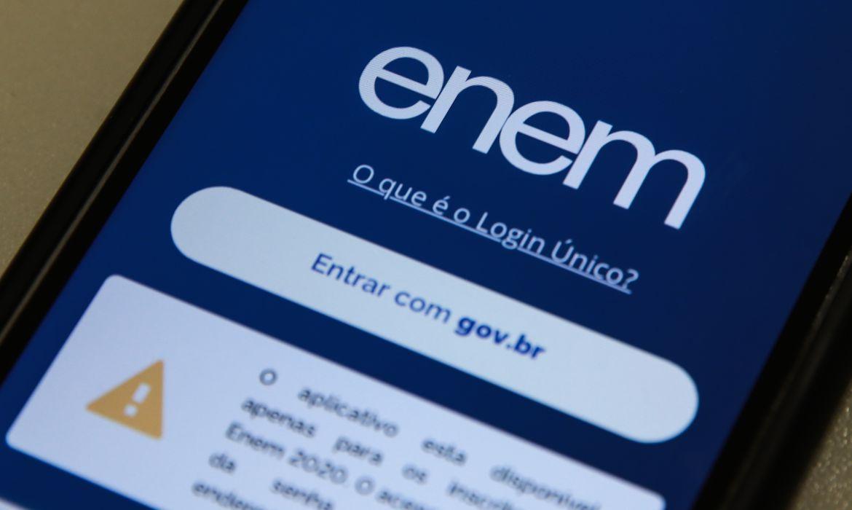 enem aplicativo 30062110003 - Inscrições do Enem para isentos ausentes em 2020 terminam domingo